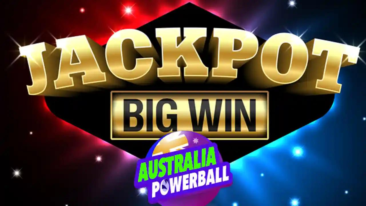 A Queensland Dad walks away with $10 million Powerball lottery prize