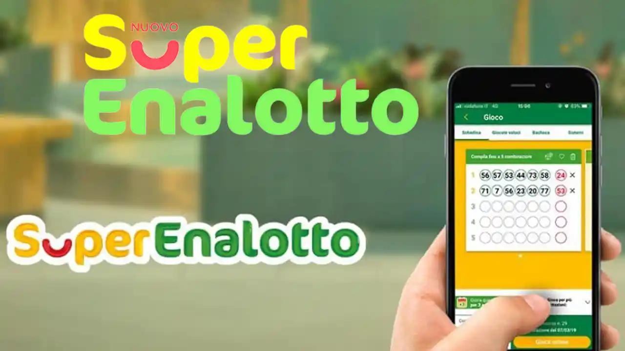 Superenalotto 123/21 winning numbers for October 14, 2021, Lottery Draw Result