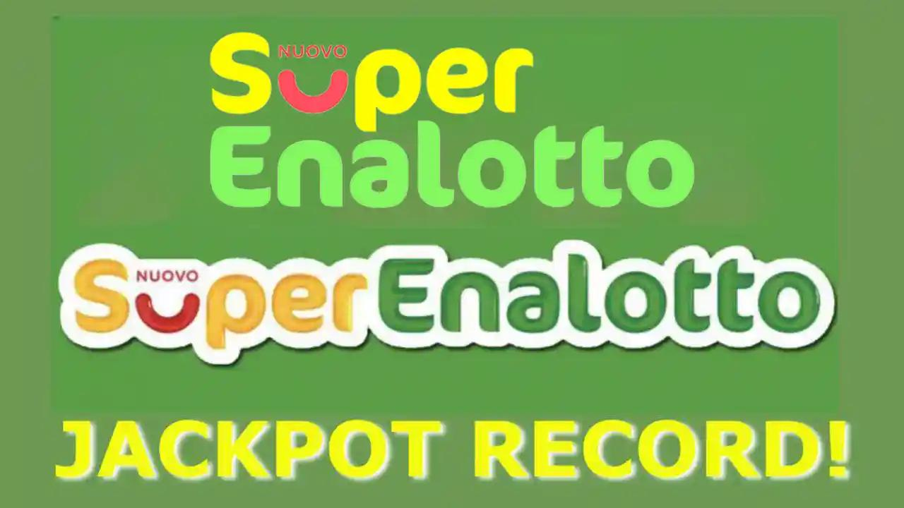 Superenalotto Winning Numbers For September 11, 2021