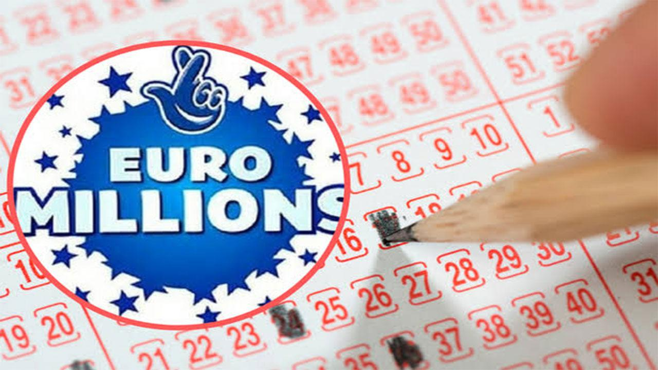 Eurojackpot Lottery winning numbers for September 14, 2021