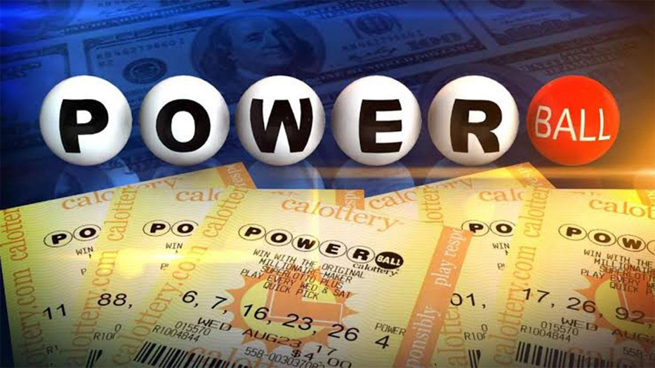 Winning numbers of Powerball lottery for 10/16/21, Saturday